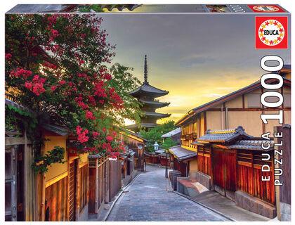 Puzzle Educa Pagoda yasak kioto