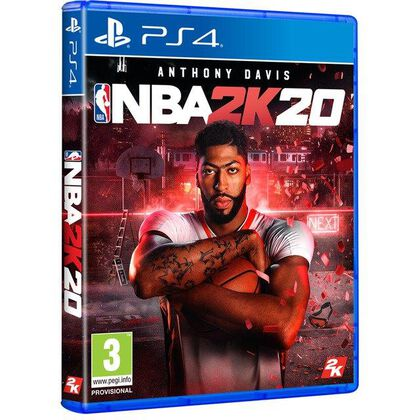 4 NBA 2k20 Playstation