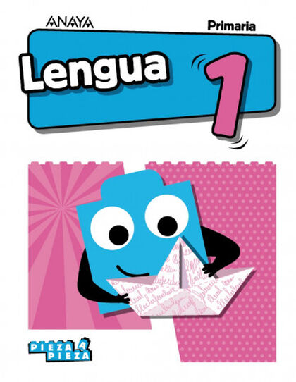 Lengua/18 PRIMÀRIA 1 Anaya Text 9788469837238