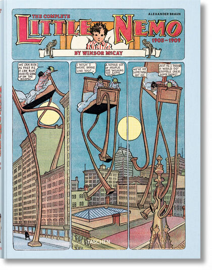 Winsor McCay. The Complete Little Nemo 1