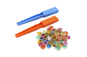 Varillas magnéticas con chips Shaw Magnets