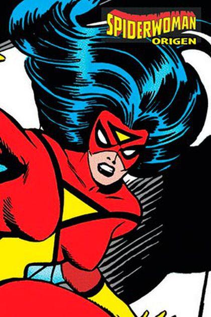 Marvel Limited Spiderwoman Origen