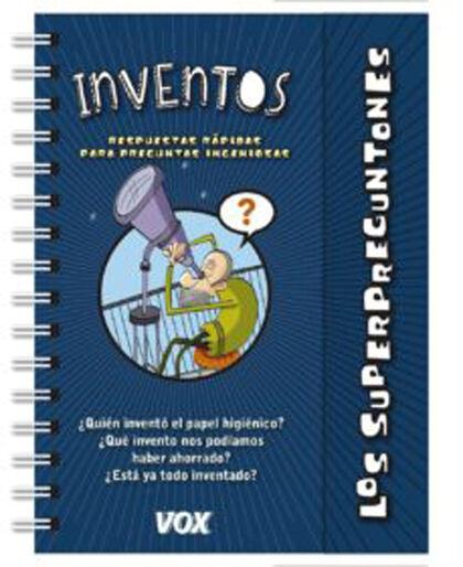 Los superpreguntones: Inventos