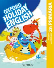 HOLIDAY ENGLISH 2 PRIM CAT 3ED REV Oxford 9780194546416