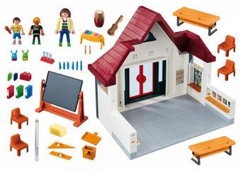 Playmobil City Life Escola