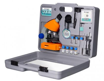 Microscopio Bresser Junior Maletín + accesorios