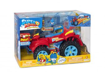 Superzings S Monster Roller Hero