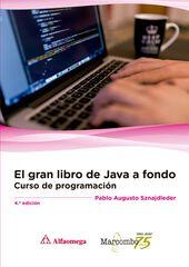 El gran libro de Java a Fondo