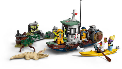 LEGO Hidden Side Camarones atascado (70419)