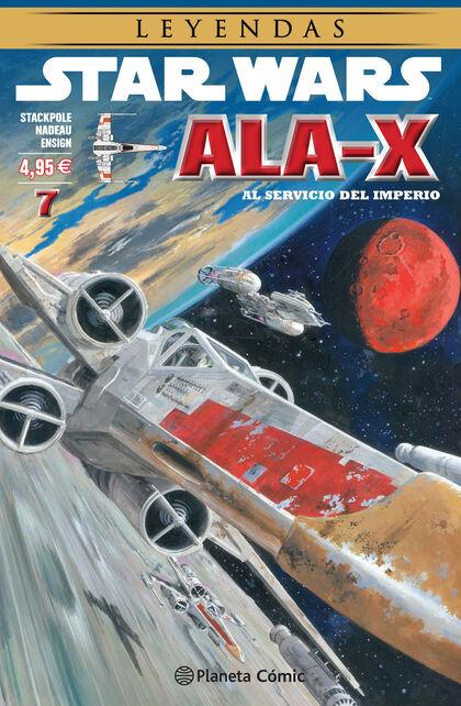 Star Wars Ala X nº 07/10