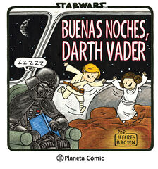 Star Wars. Buenas noches, Darth Vader