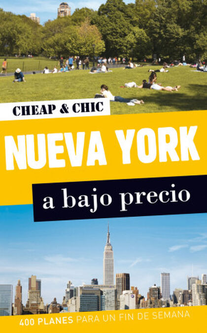 Nueva York. Cheap and Chic
