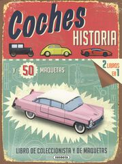 Coches, historia y 50 maquetas