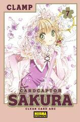 Cardcaptor sakura clear card arc Vol.7