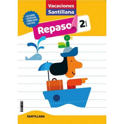 VACACIONES REPASO 2 Santillana Vacances 9788468060026