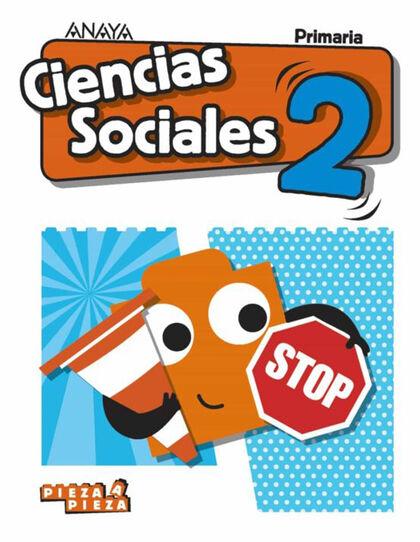 Ciencias Sociales/Pieza PRIMÀRIA 2 Anaya Text 9788469839270