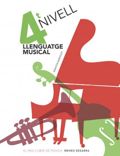 LLENGUATGE MUSICAL 4T NIVELL Abadia de Montserrat 9788498839159