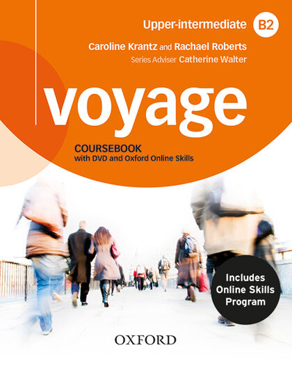 VOYAGE B2 STUDENT BOOK + WORKBOOK OOSP WITCH KEY Oxford 9780190527068