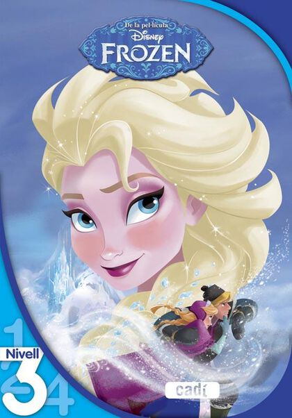 Frozen. Nivell 3 - cat