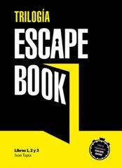 Estuche trilogía Escape book