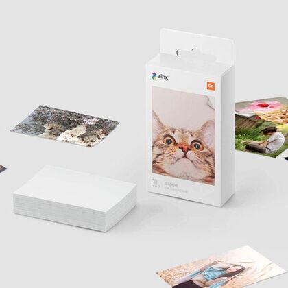 Mi Portable Photo Printer Paper (2x3-inch, 20 sheets)