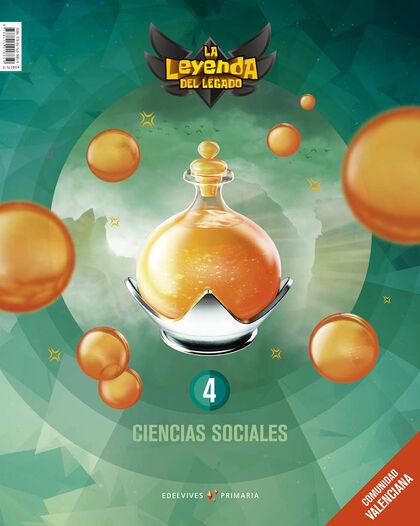 Sociales-Valencia/19 PRIMÀRIA 4 Edelvives 9788414018859