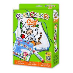 Juego de pintar Playcolor Pinta tú Chef - Diseña tu delantal
