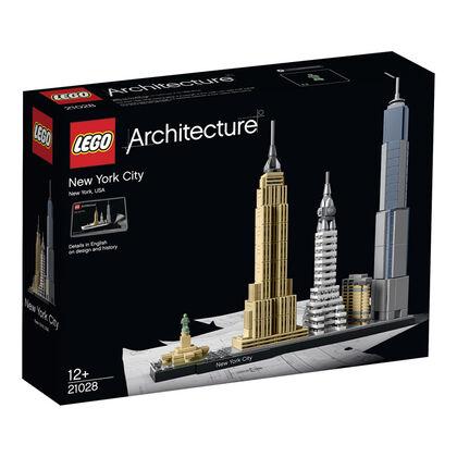 LEGO Architecture Nueva York (21028)