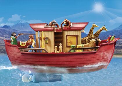 Playmobil Wild Life Arca de Noé