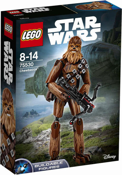 LEGO Star Wars Chewbacca (75530)