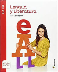 Castellano/Comenta/16 ESO 2 Santillana Text 9788468040073