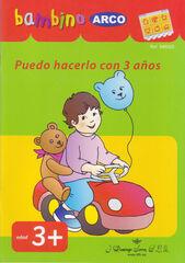 BAMBINO PUEDO HACERLO CON 3 AÑOS WESTERMAN LERNSPIEL 9788492490677