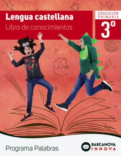 Castellà/Llibre/Palabras PRIMÀRIA 3 Barcanova Text 9788448944261