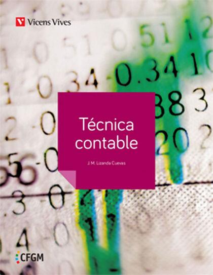 TÉCNICA CONTABLE CICLOS FORMATIVOS Vicens Vives 9788468244884