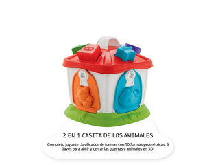 Caseta Animals i Claus Chicco