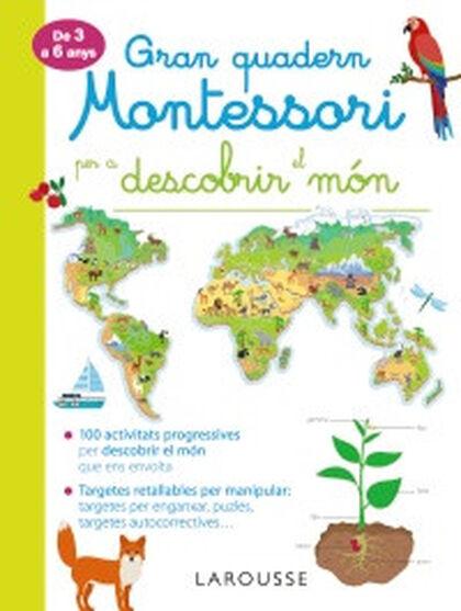 Lar p montessori/descobrir món