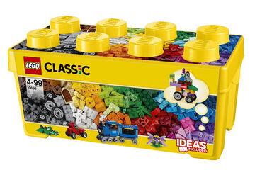 LEGO Classic Contenedor medio ladrillos (10696)