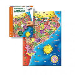 Puzzle Diset Comarcas de Cataluña