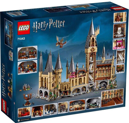 LEGO Harry Potter Castle Hogwarts (71043)