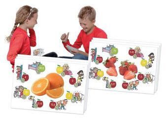 Food Fight Body - Frutas