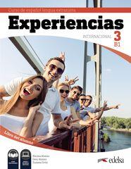 Experiencias Internacional B1. Libro del alumno 9788490813935
