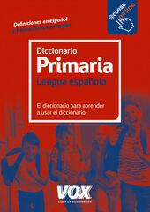 VOX Dicc. Primaria Lengua Española 6E Vox 9788499742106