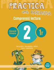 PRACTICA AMB BARCANOVA 2. COMPRENSIÓ LECTORA Barcanova Quaderns 9788448948450