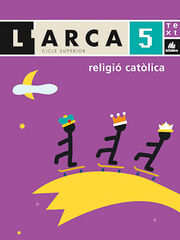 RELIGIÓ ARCA 5e PRIMÀRIA Text 9788441212626