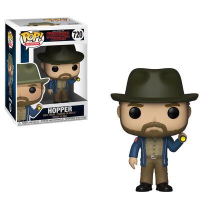 Funko POP! Stranger Things Hopper Llanterna