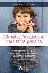 Alimentación saludable para niños genial