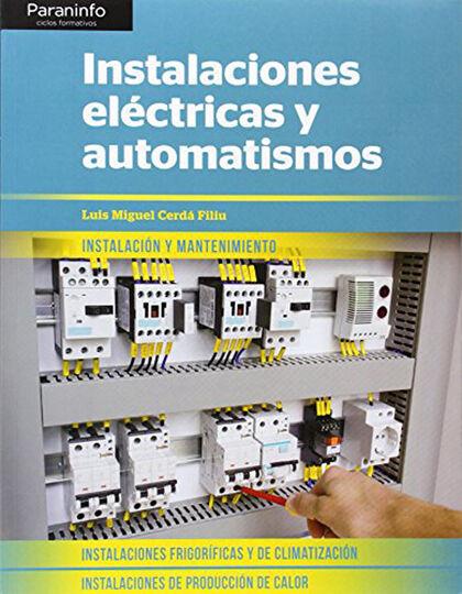 PAR CF GM Instal.Eléctricas/Automatismos Paraninfo 9788428398831