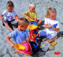 Juego de arena y agua Dantoy Molino de agua y arena
