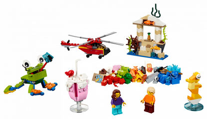 LEGO Classic Mundo divertido (10403)
