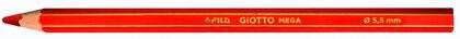 Lápices de colores Giotto Mega - 24 unidades